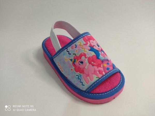 Zapatillas de casa niña Amoros
