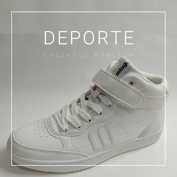 Zapatos deporte nueva colección verano primavera, zapatería en Murcia