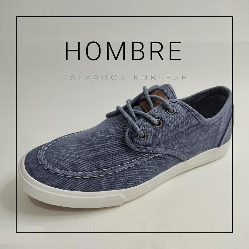 Zapatos para hombre colección verano primavera, zapatería en Murcia