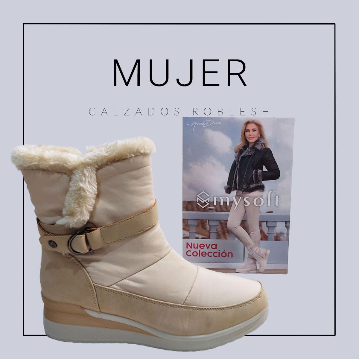 Zapatos de mujer otoño/invierno online de marcas de calidad en Calzados Roblesh
