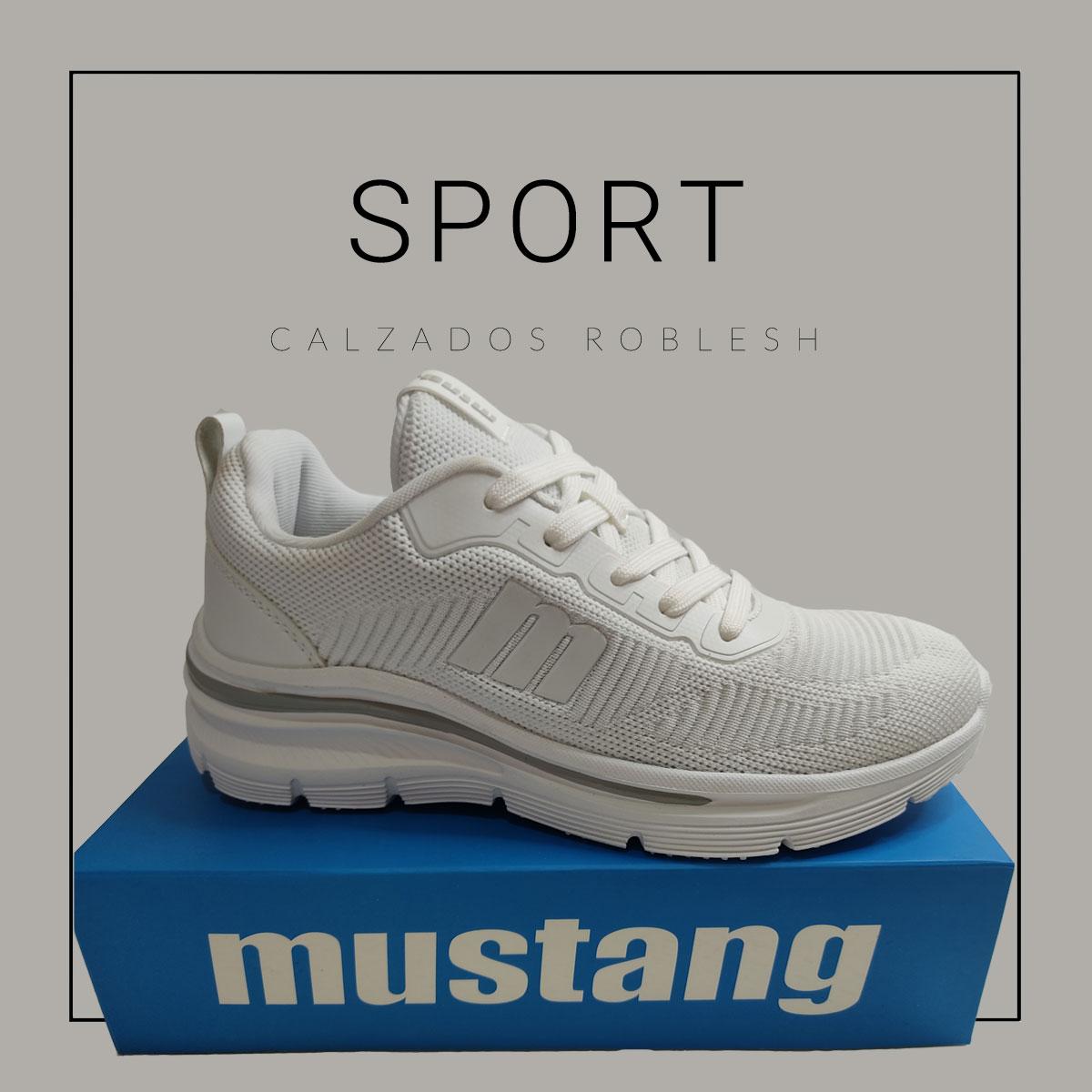 Zapatos sport otoño/invierno de las mejores marcas online en Calzados Roblesh